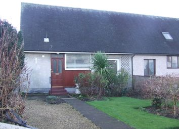 Thumbnail 2 bed end terrace house for sale in Millpark Crescent, Annan