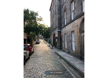 Thumbnail 1 bed flat to rent in Dean Street, Edinburgh