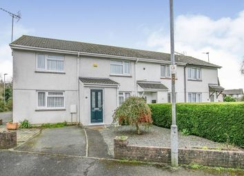 Thumbnail 4 bed end terrace house for sale in St Blazey, Par, Cornwall