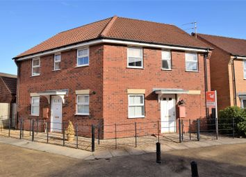 Thumbnail 2 bed flat for sale in Siskin Road, Uppingham, Oakham