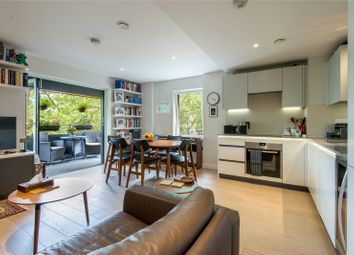 Thumbnail 2 bed flat for sale in Wharf Road, London