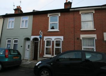 Thumbnail 2 bed terraced house to rent in Goodwood Road, Southsea