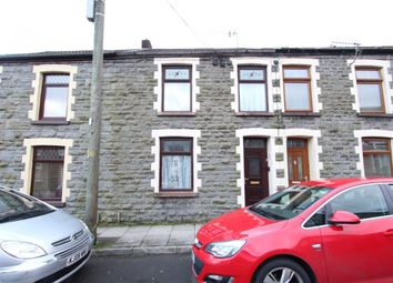 Thumbnail 3 bed terraced house for sale in Margaret Street, Tynewydd -, Treherbert