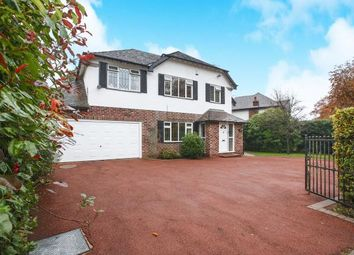 Thumbnail 6 bed detached house for sale in Carrwood Road, Wilmslow, Cheshire