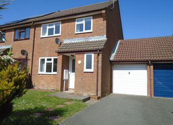 Thumbnail 3 bed semi-detached house to rent in Hadlow Avenue, Eastbourne
