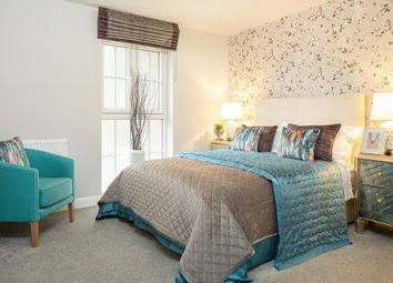 "Thumbnail 2 bed flat for sale in ""Strachan House"" at Knollys Road, Aldershot"