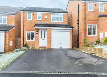 Thumbnail 3 bed detached house for sale in Swineshaw Road, Stalybridge, Cheshire, United Kingdom