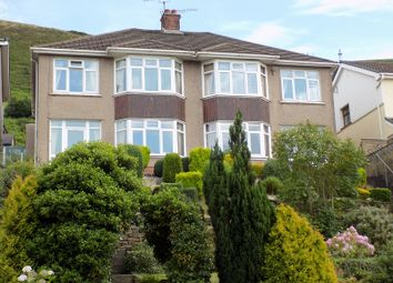 Thumbnail 3 bed semi-detached house for sale in Penycae Road, Port Talbot, Neath Port Talbot.