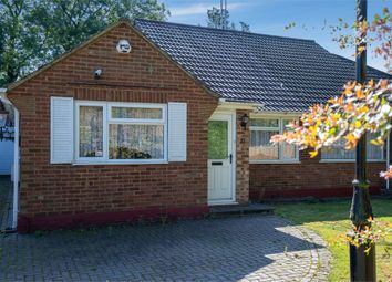 Thumbnail 3 bed semi-detached bungalow for sale in Silver Birch Close, Dartford, Kent