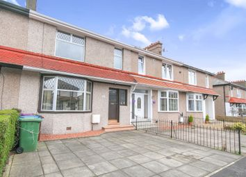 Thumbnail 3 bed terraced house for sale in Mount Annan Drive, Glasgow