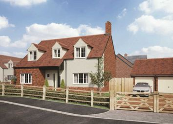 Thumbnail 4 bedroom detached house for sale in Fleet Lane, Twyning, Tewkesbury