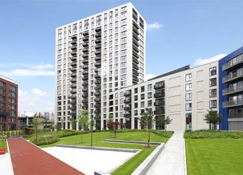 Thumbnail 2 bedroom flat for sale in Grantham House, Orchard Place, London City Island