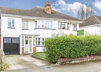 Thumbnail 3 bed semi-detached house for sale in Weymoor Road, Birmingham, West Midlands