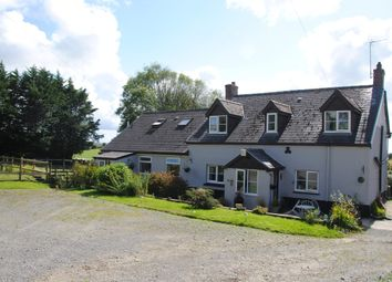 Thumbnail 3 bed detached house for sale in Trelech, Carmarthen