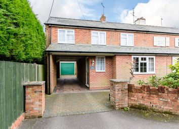 Thumbnail 3 bed semi-detached house to rent in Windmill Road, Mortimer Common, Reading