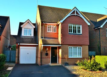 Thumbnail 4 bedroom detached house for sale in Mclernon Way, Winslow, Buckingham