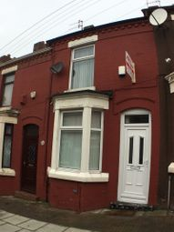 Thumbnail 2 bed terraced house to rent in Draycott Street, Liverpool