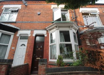 Thumbnail 2 bedroom terraced house for sale in Norman Street, West End, Leicester