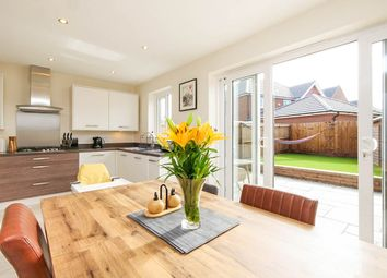 Thumbnail 3 bed semi-detached house for sale in Farro Drive, York