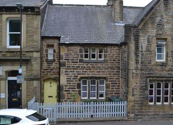 Thumbnail 2 bed cottage to rent in Lewisham Road, Slaithwaite, Huddersfield