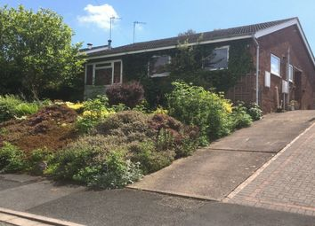 Thumbnail 3 bed bungalow for sale in St. Marks Close, Worcester
