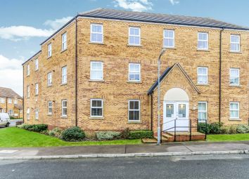 Thumbnail 2 bed flat for sale in Howards Way, Northampton