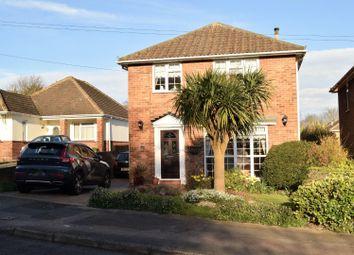 3 bed detached house for sale in Wigmore Road, Wigmore, Rainham ME8