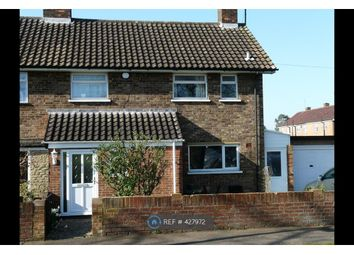 Thumbnail 3 bed semi-detached house to rent in Woodcote, Bedford