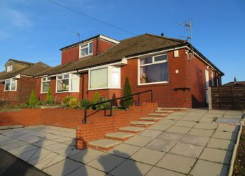 Thumbnail 2 bed bungalow for sale in Manor Road, Shaw, Oldham