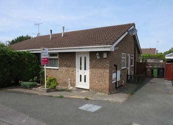 Thumbnail 2 bedroom semi-detached bungalow for sale in Whitelands Meadow, Greasby, Wirral