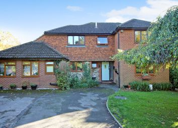 Thumbnail 5 bed detached house for sale in Harriotts Close, Ashtead
