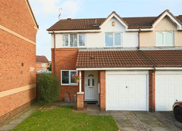 Thumbnail 3 bed semi-detached house to rent in Howells Close, Arnold, Nottingham