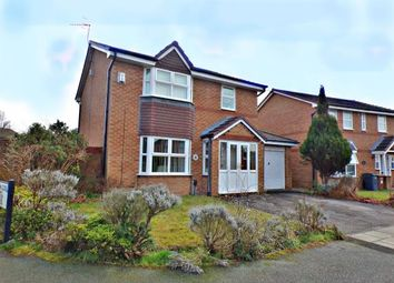 Thumbnail 3 bed detached house for sale in Flatt Lane, Oxton, Wirral