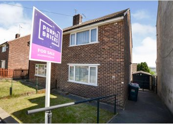 Thumbnail 3 bed semi-detached house for sale in Clement Street, Rotherham