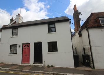 Thumbnail 1 bed cottage for sale in Ocklynge Road, Motcombe / Old Town, Eastbourne