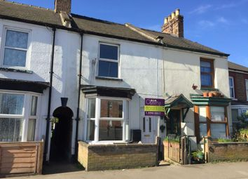 Thumbnail 2 bedroom terraced house to rent in Elm Road, Wisbech