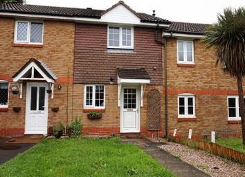 Thumbnail 2 bed terraced house for sale in Devonshire Gardens, Bursledon Green