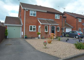 Thumbnail 2 bed semi-detached house for sale in Chetwynd Road, Toton, Beeston, Nottingham
