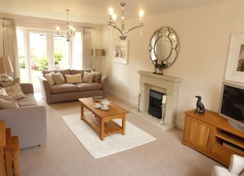 Thumbnail 4 bed detached house for sale in Sudbury Road, Yoxall, Burton-On-Trent