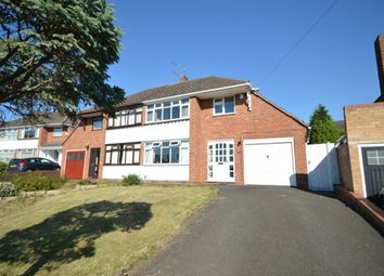 Thumbnail 3 bed semi-detached house for sale in Wenlock Close, Sedgley, Dudley