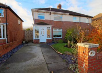 Thumbnail 3 bedroom semi-detached house for sale in West Drive, Cleadon, Sunderland