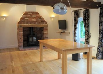 Thumbnail 3 bed barn conversion to rent in Main Street, Lutterworth