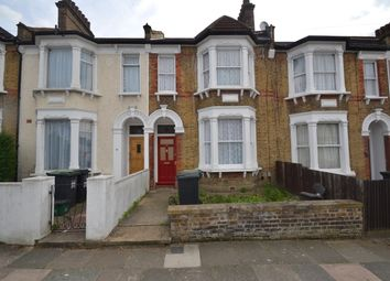 Thumbnail 3 bed terraced house to rent in Honley Road, London