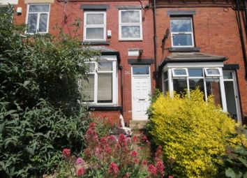 Thumbnail 5 bedroom terraced house to rent in Knowle Road, Burley, Leeds