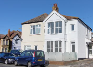 Thumbnail 3 bed semi-detached house to rent in Church Road, Shoeburyness, Southend-On-Sea