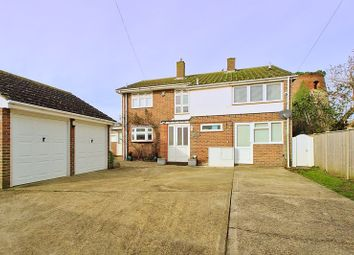 Thumbnail 5 bed detached house for sale in Church Road, East Wittering, Chichester