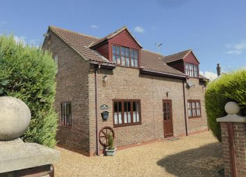 Thumbnail 3 bed country house for sale in Mill Road, Murrow, Cambridgeshire