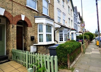 Thumbnail 3 bed flat to rent in Holly Park Road, London