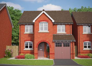 Thumbnail 3 bed detached house for sale in The Beaumont, Bryn Y Mor, Old Colwyn