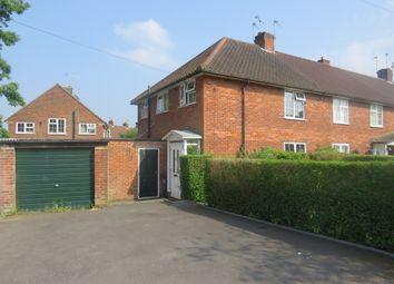 Thumbnail 4 bed semi-detached house for sale in Furzefield Road, Welwyn Garden City